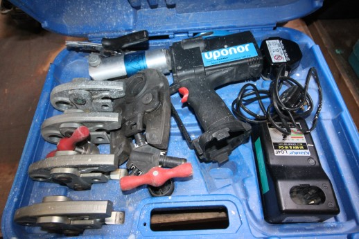 uponor clamp set £170