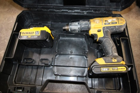 dewalt 18v drills £60 each