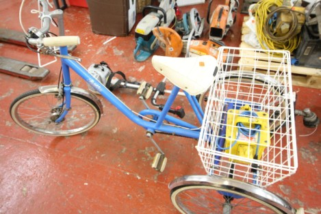 Pasley Trike £120