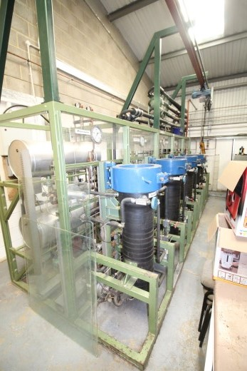CO2 extraction Plant £50300