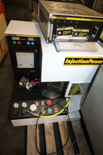 2 x Deteq injector test benches £500 each.