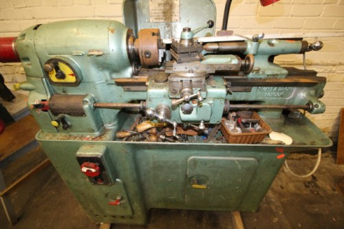 Smart & Brown Lathe £580
