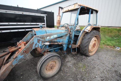Ford 400 tractor £720