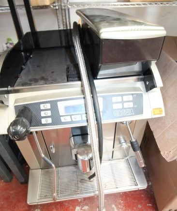 coffee machine £320
