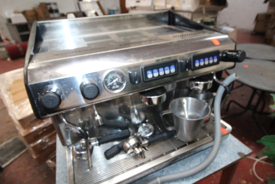 coffee machine £440
