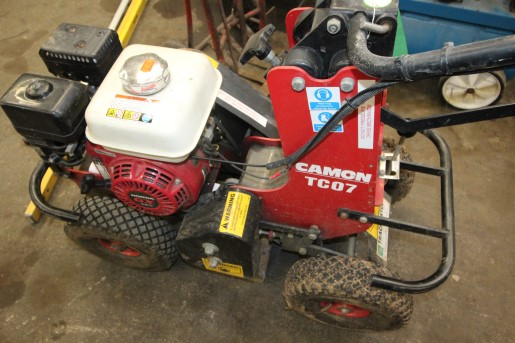 Camon turf cutter £320
