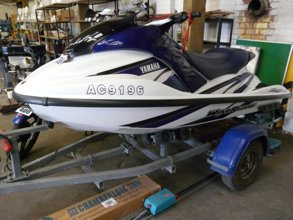 Yamaha Wave Runner Jet Ski Sold £1,875