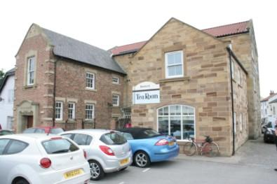 2 x Shops & 1 x Office available To Let @ Church House, College Sq, Stokesley.