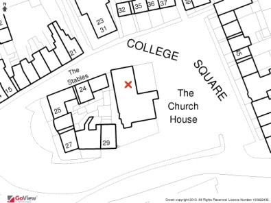 Church House (Offices & Shops), College Sq, Stokesley